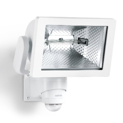 Duo White PIR Floodlight Hs150 Wh