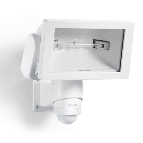 White Security Floodlight Hs300 Wh