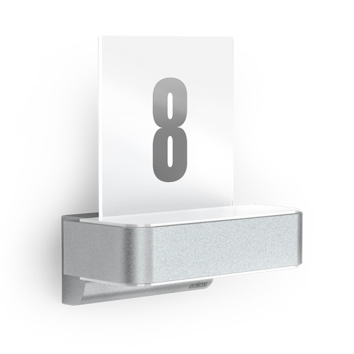L820 IHF LED House Number Sign Wall Light