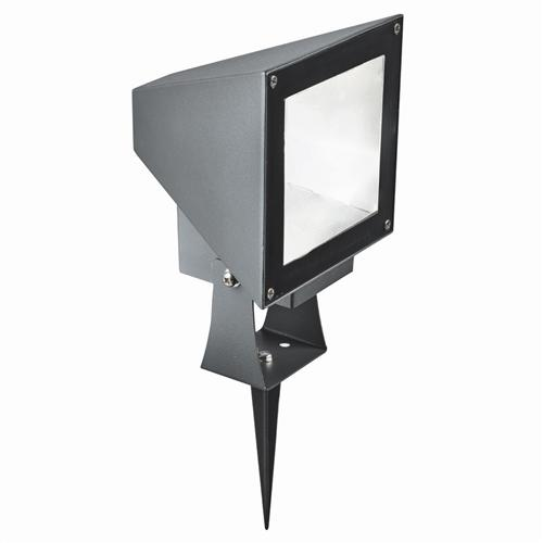 Pyramid Outdoor Spike Flood Light 0152GY