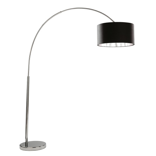 1013cc polished chrome floor lamp the lighting superstore for Torchiere uplighter floor lamp brushed chrome
