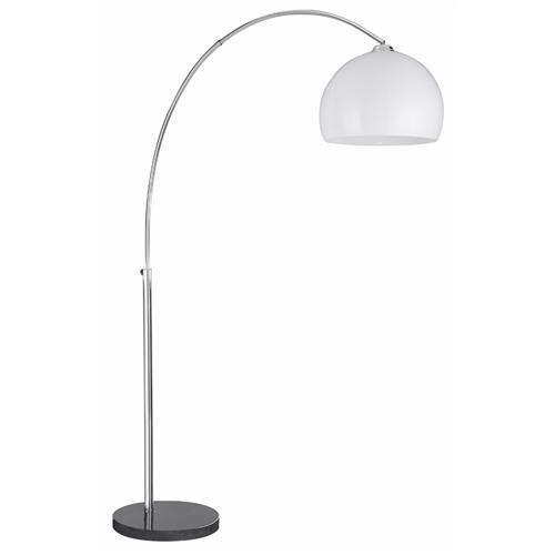 arc polished chrome floor lamp 1037cc the lighting superstore. Black Bedroom Furniture Sets. Home Design Ideas