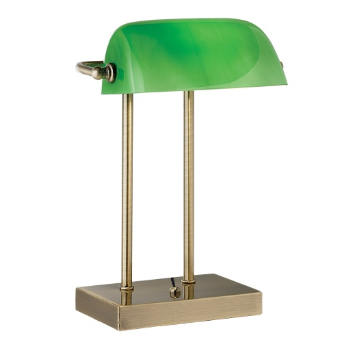 1200AB Bankers Traditional Table Lamp