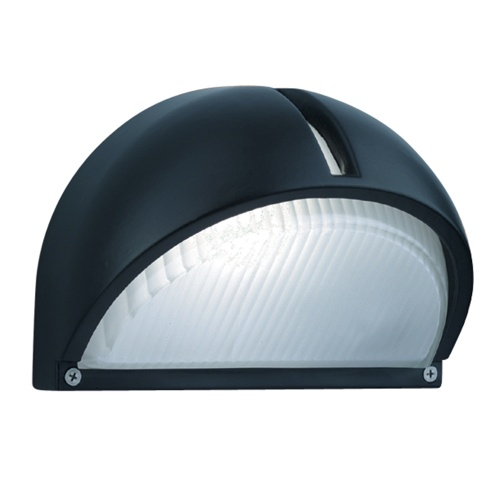 130 Black IP44 Rated Outdoor Wall Light The Lighting Superstore