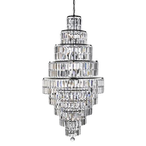 Empire Crystal Ceiling Pendant 1500Cc