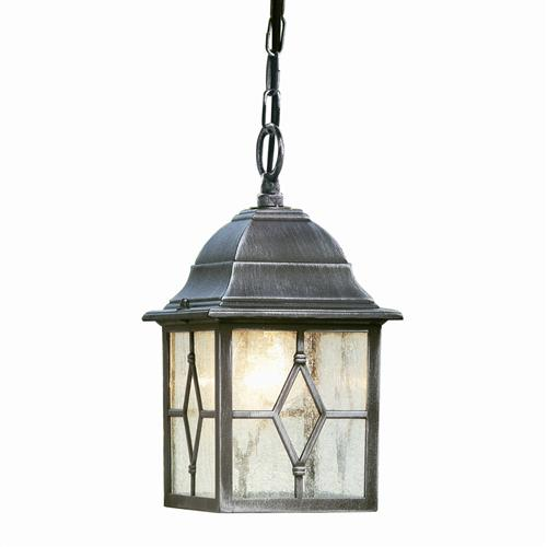 1641 Genoa IP23 Outdoor Hanging Lantern