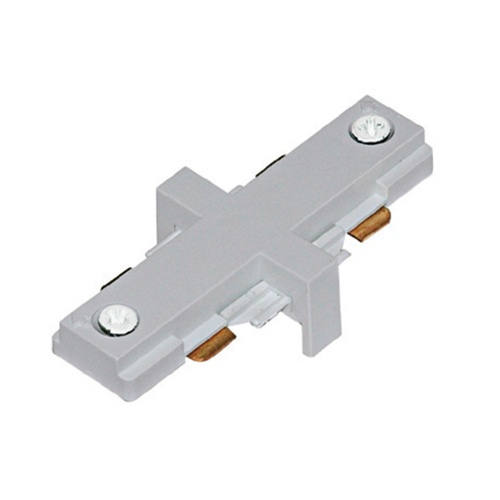Track Silver 2 Way Connector 1801Si