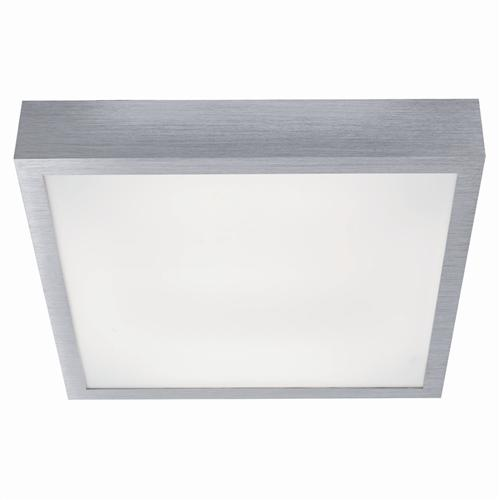 Chrome LED Ceiling Tile Light 1881-36