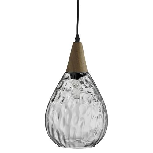 2019CL Indiana Wooden Pendant Light