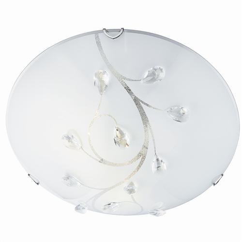 Round Flush Ceiling Light 2140-30