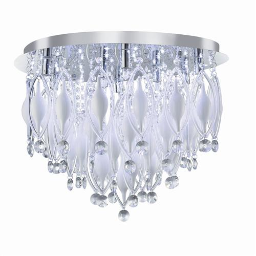 Spindle LED Ceiling Light 2459-9Cc