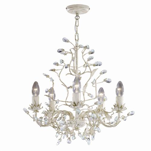 Almandite five light multi arm pendant the lighting superstore almandite ornate chandelier 2495 5cr aloadofball Choice Image