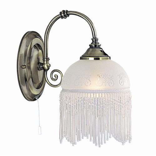 Victoriana Wall Light 3151-1AC