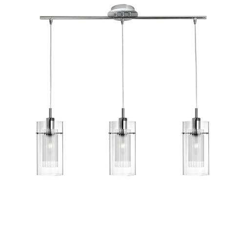 Duo Pendant 3 Light