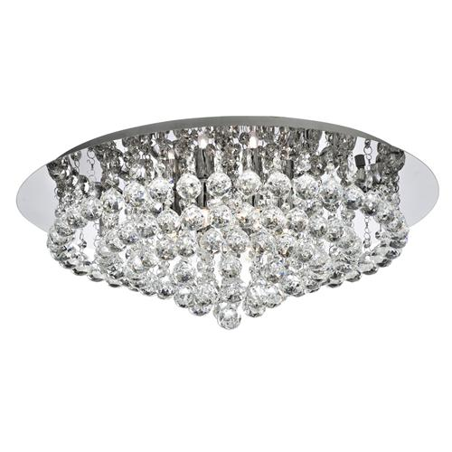 Hanna Halogen Crystal Flush 3408-8CC