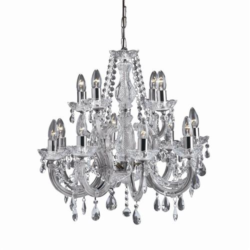 Marie Therese Crystal Chandelier 399-12