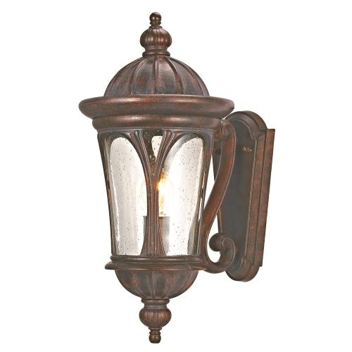 4272BR Canada Brown Weathered Outdoor Wall Light