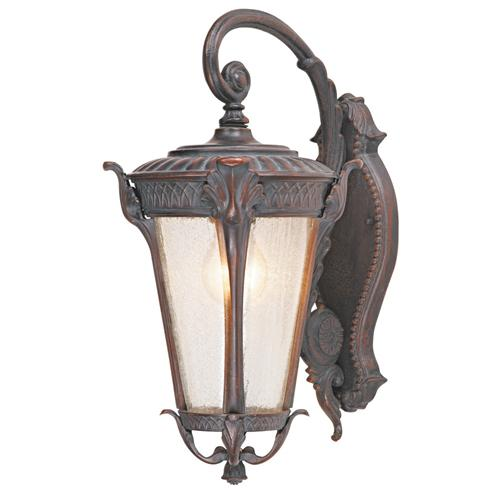 Canada Weathered Brown Outdoor Wall light 4283BR