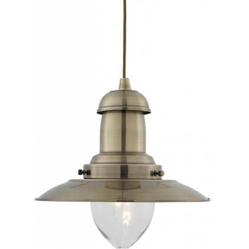 Fisherman Pendant Light 4301Ab