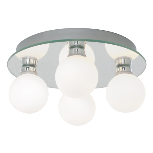 hot sale online bf0a0 656f5 Ceiling Flush Bathroom Light 4337-4-Led