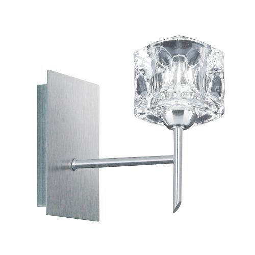 Ice Cube Single Halogen Wall Light 4341-1