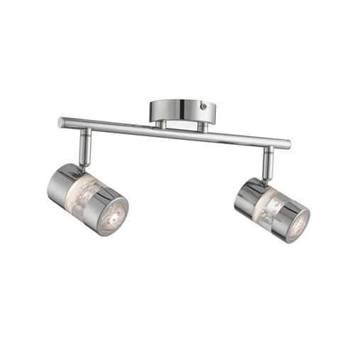 Bubbles LED Double Spot Light 4412Cc