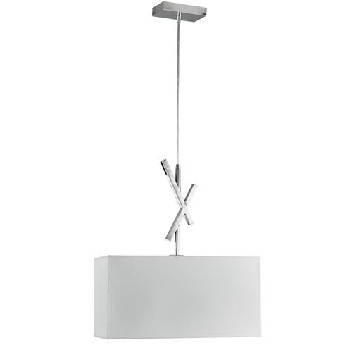 4901cc Acute Single Pendant Ceiling Light