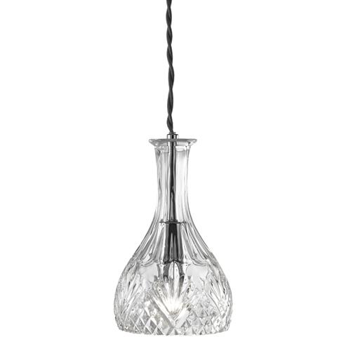 4981 Wine Bar Pendant Light Glass