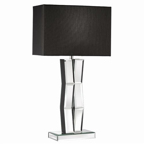 Mirrored Reflection Table Lamp 5110Bk