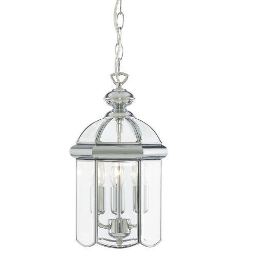 Chrome lantern pendant light 5133cc the lighting superstore chrome lantern pendant light 5133cc aloadofball Gallery
