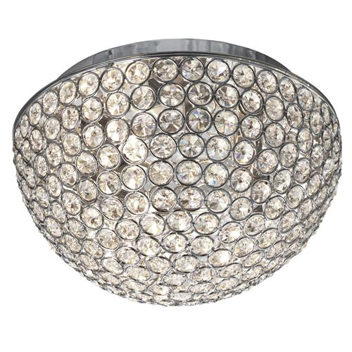Chantilly Small Crystal Ceiling Light 5162-25Cc