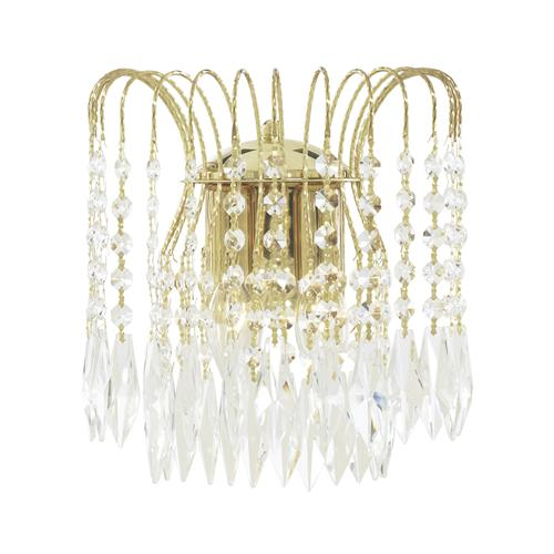 Shower Crystal Wall Light 5172-2