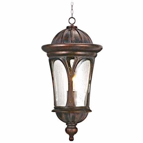 5184BR Canada Weathered Brown Outdoor Pendant Light