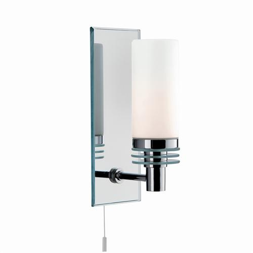 5611-1CC Bathroom Mirrored Wall Light