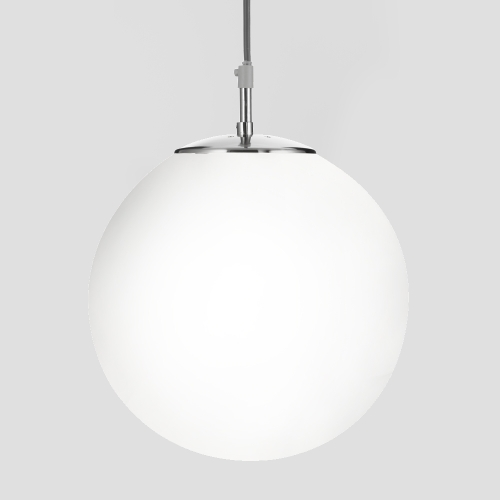 6077 Atom Opal Glass Ball Pendant Light
