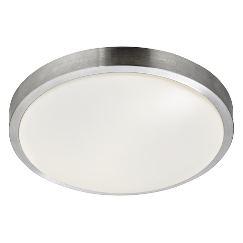 Flush Low Energy Bathroom Light 6245-33