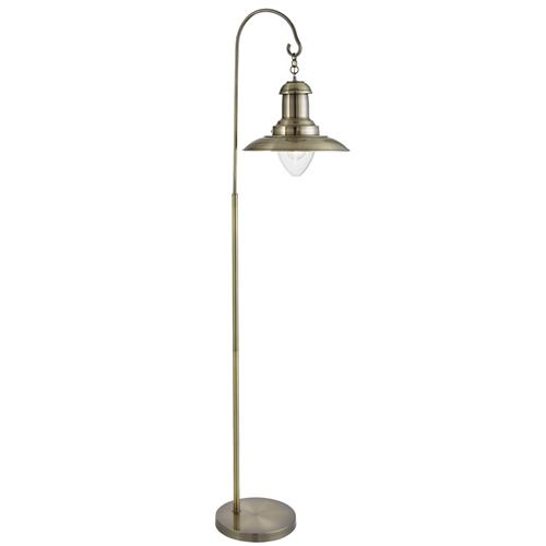 Fisherman Style Floor Lamp 6502Ab
