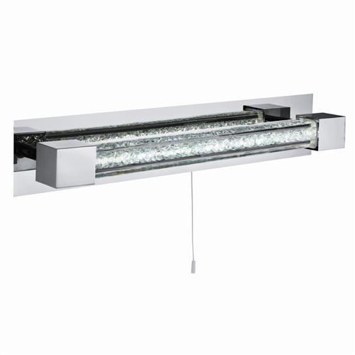 6664CC Chrome LED Bar Wall Light