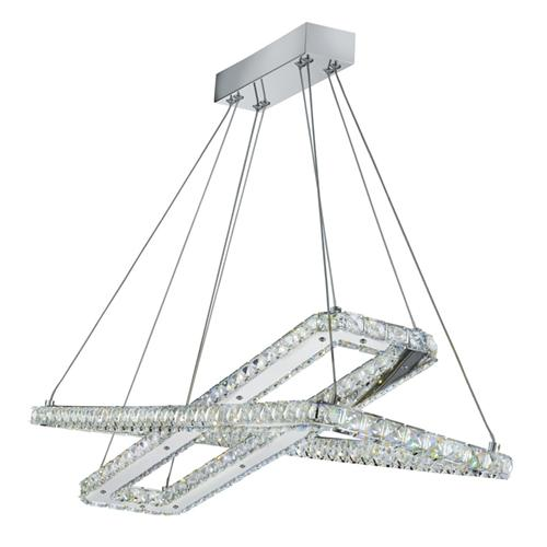 7123cc Clover LED Pendant Ceiling Light