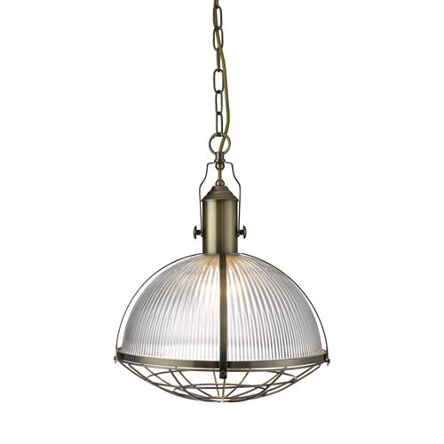 Single Ceiling Pendant Light 7601AB