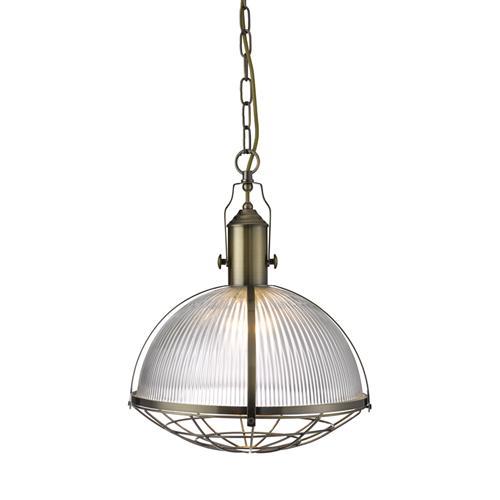 Single Ceiling Pendant Light 7601Ab