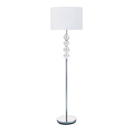 pretty nice ca336 3f269 Stylish Glass Ball Floor Lamp 8194Cc