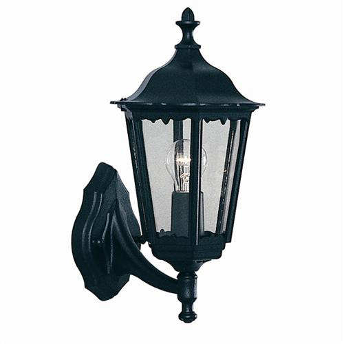 82530BK Alex Outdoor Wall Light