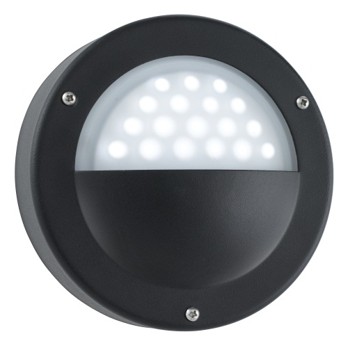 IP44 Outdoor LED Wall Light 8744Bk