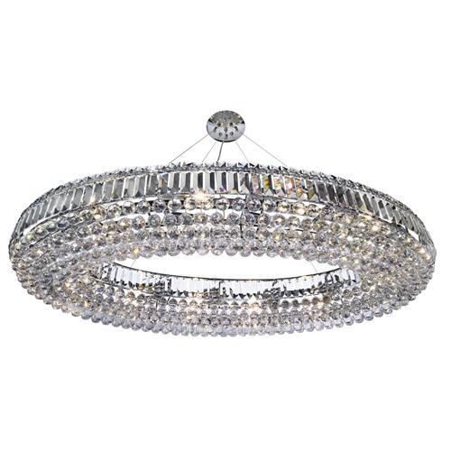 Vesuvius Crystal Pendant Light 9190Cc