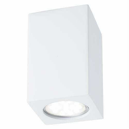 Gypsum White Plaster Ceiling Light 9262