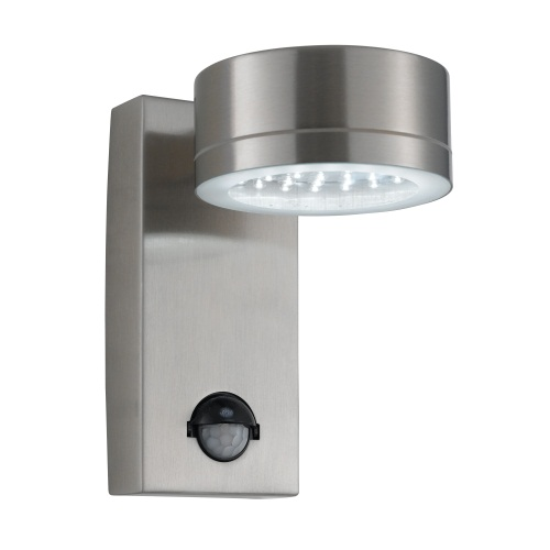 Outdoor wall light 950ss the lighting superstore pir sensor outdoor led wall light 9550ss mozeypictures Gallery