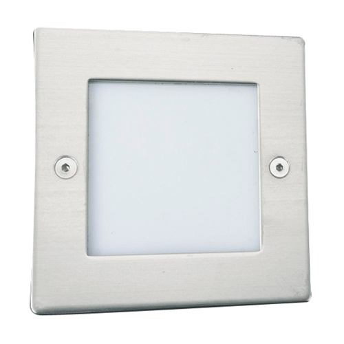 9907WH Recessed LED Floor/Wall Light