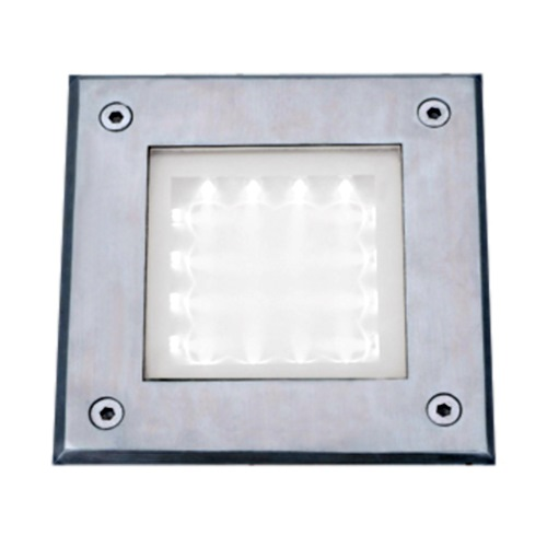 Led Recessed Walkover Light 9909WH