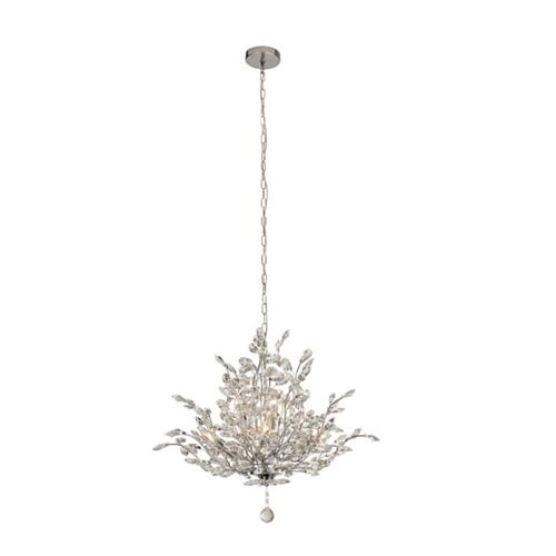 Bouquet Seven Light Chrome Pendant 8807-7CC